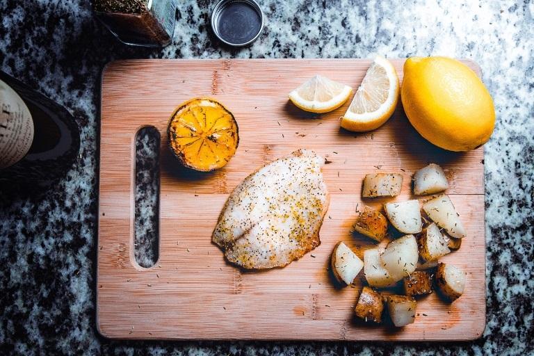 ryby wdiecie brainfood
