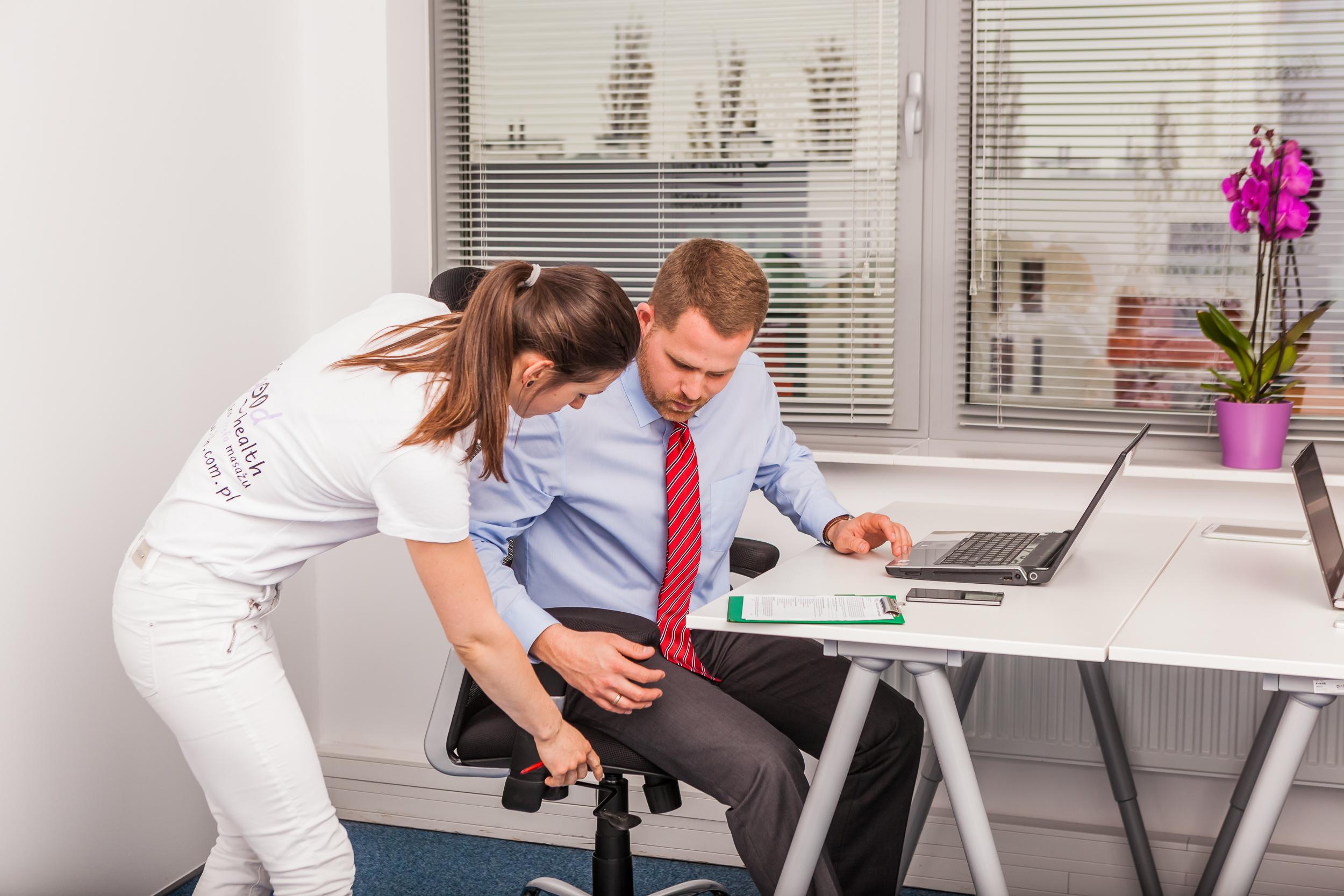 Szkolenie z ergonomii