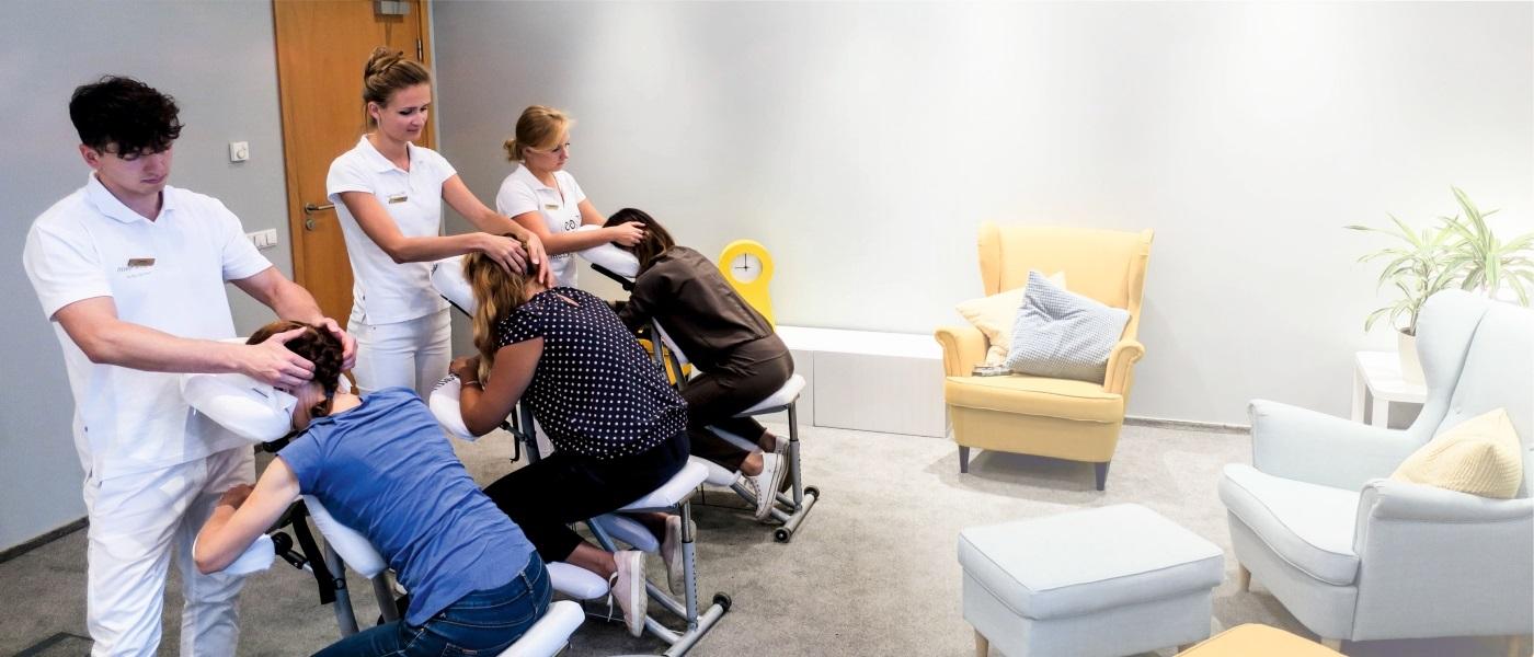 masaże i benefity dla pracowników w For Good Health!