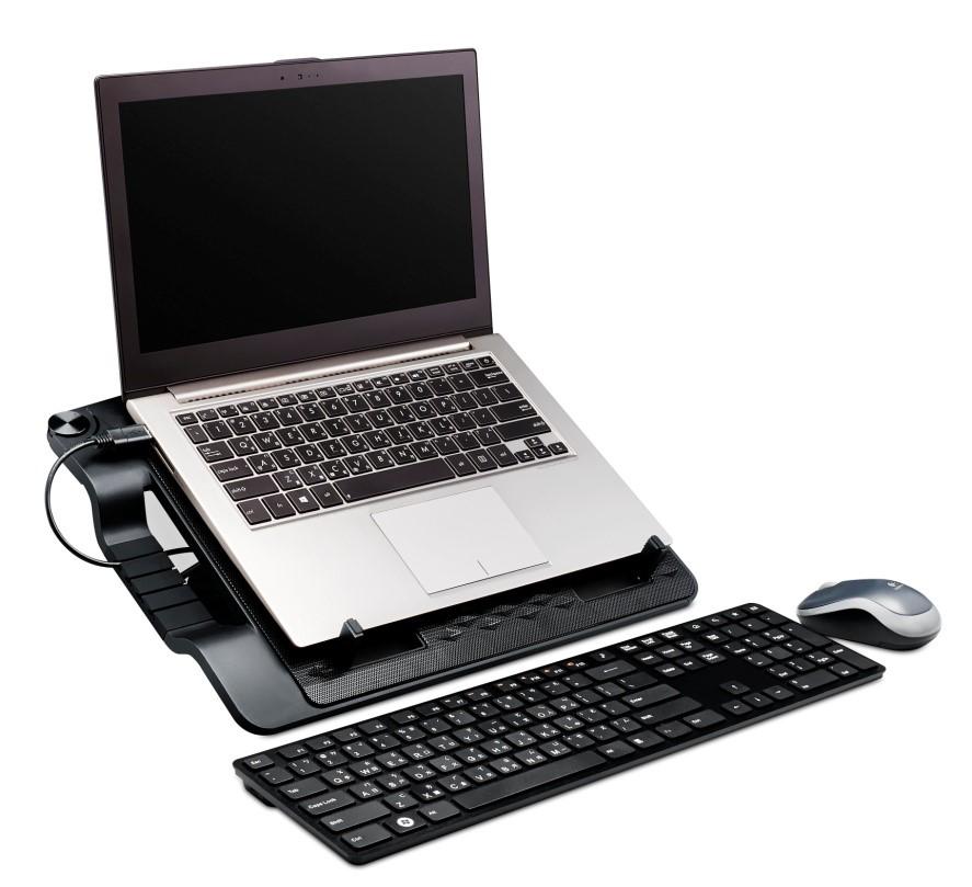 ergonomiczne ustawienie laptopa