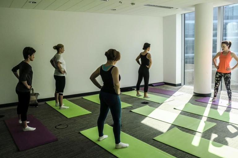 szkolenie zergonomii jako ćwiczenia fizyczne